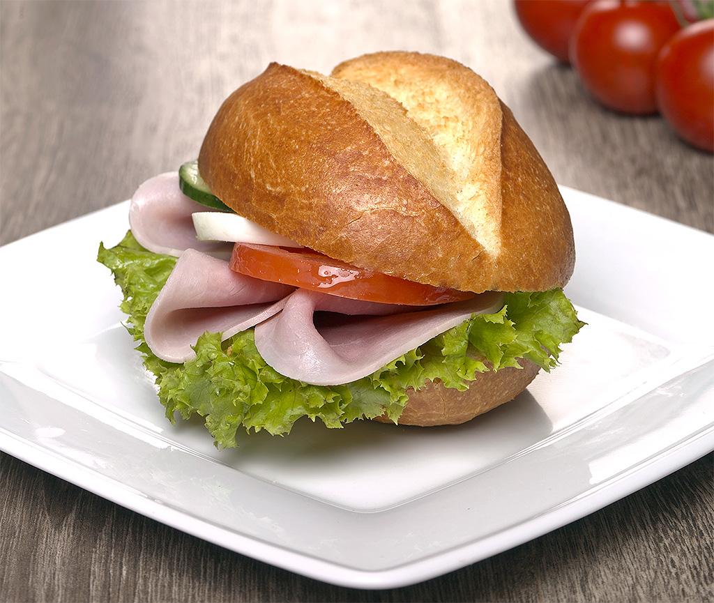 Broetchen-mit-Kochschinken